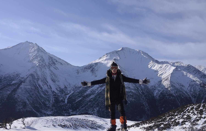 四姑娘雪山的救赎, 两天一夜极限挑战, 没有艰难只有