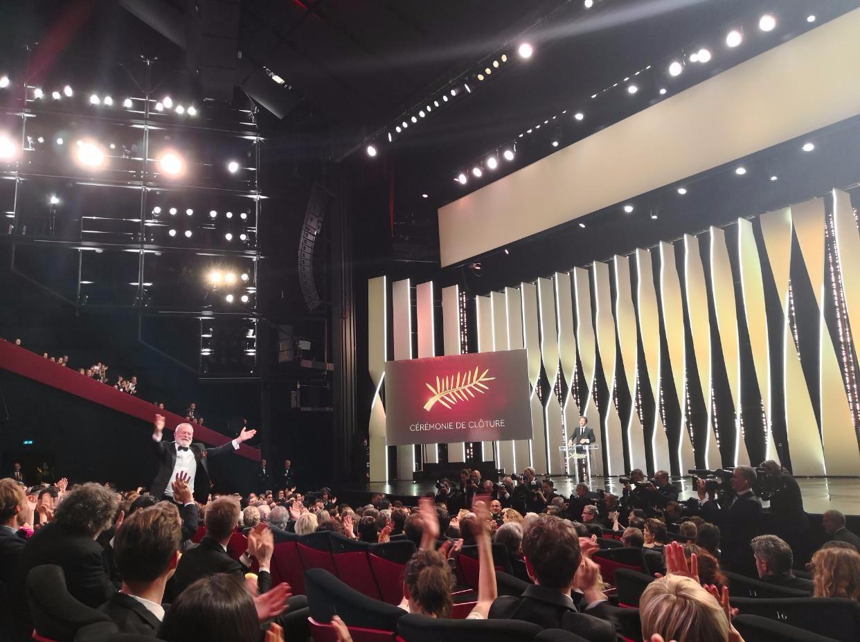 《谁杀死了堂吉诃德》戛纳闭幕放映  历经25年打磨引全球盛赞