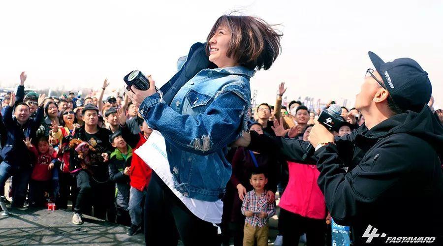 FAST4WARD北京站,一场全民参与的汽车大秀