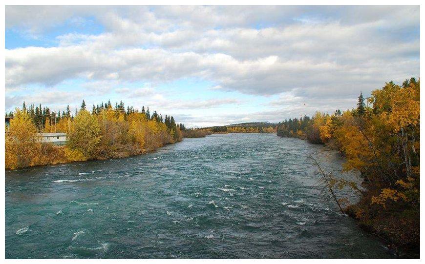 世界最有钱的河,黄金遍地都是,人们可以淘金但不可拿其他东西