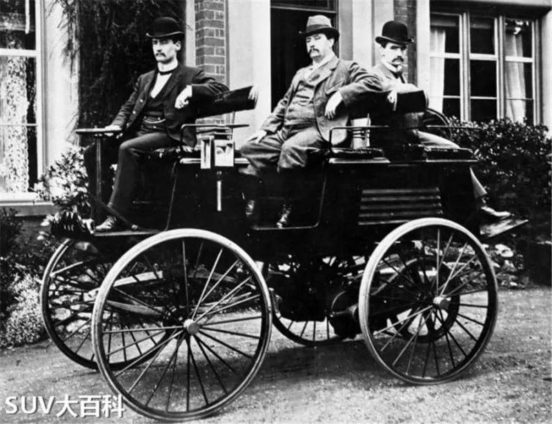 三个女人和一台电动车,原来劳斯莱斯还有这种黑历史原创