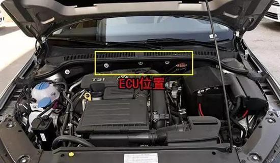 用<em>ECU</em>刷出汽车的一些隐藏功能