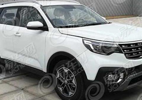 起亚新一代智跑部分配置曝光 2018年北京车展前上市