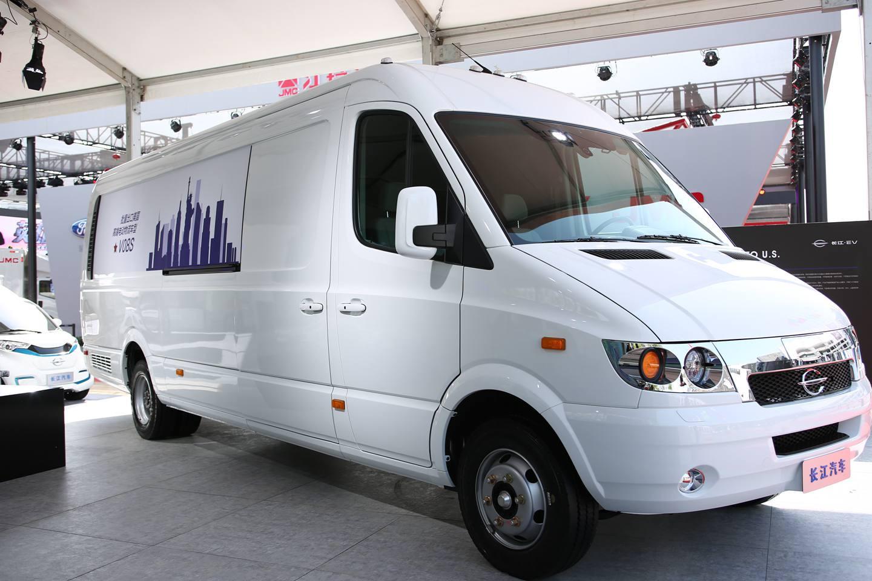 追加500辆订单  长江引领美国电动物流车市场