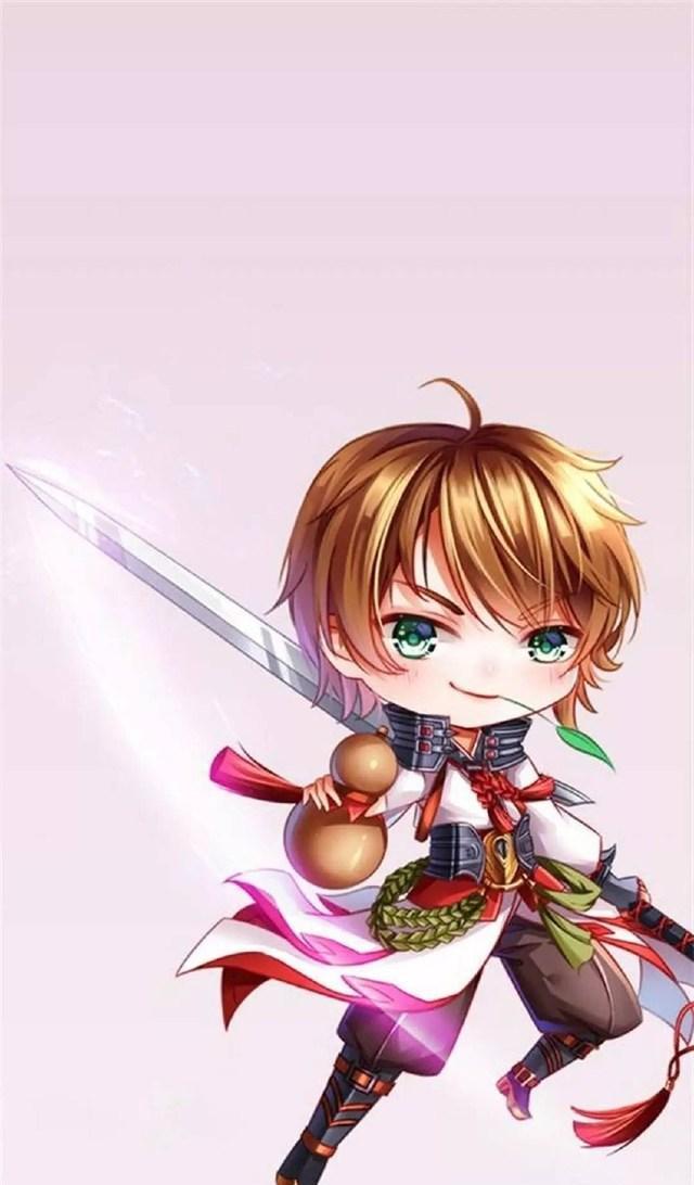 王者荣耀q版英雄, 狄仁杰最帅, 小乔最可爱, 花木兰实在太美了!