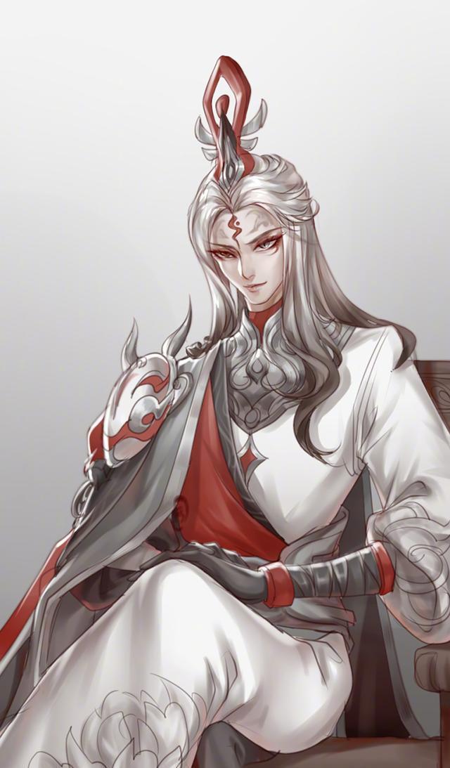 王者荣耀同人手绘壁纸,能全部说出名字的算我输!
