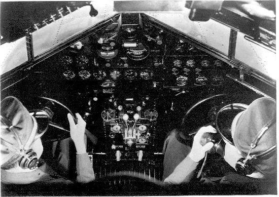 客机驾驶舱演变史 看完才知道机长这职业只是表面风光