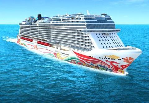 大游轮_前往日本的大游轮,满载7000人遇到台风,结果在海上呆了5天
