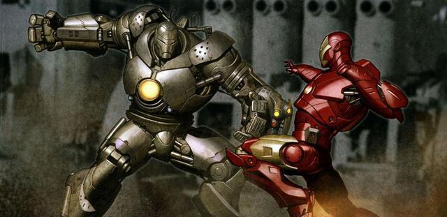 巨人大战钢铁侠_《黑豹》上演双豹大战 双钢铁侠,双绿巨人大战,同类相残停不了