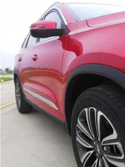脱胎换骨的变化 体验奇瑞最新SUV瑞虎8