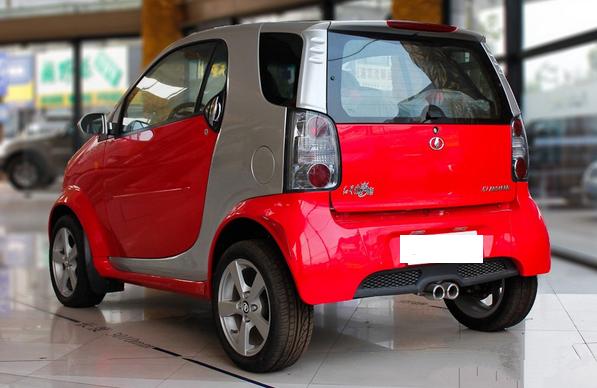 问世即突破了6个第一的国产电动车,月底携全新车型亮