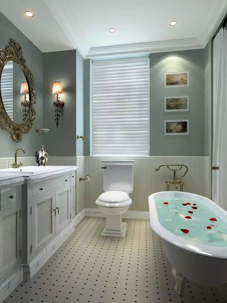 要想在里侧墙边安装下一个浴缸的话,洗手间至少应该有多宽? 180cm.
