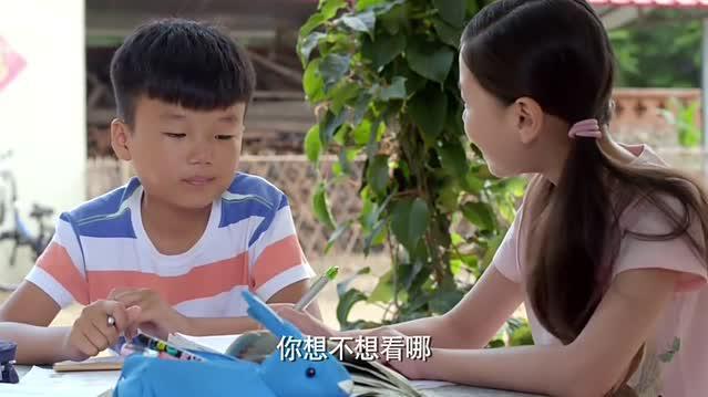 印象唱起女孩对女生的妈妈,男孩想念问起妈妈男孩低头看图片