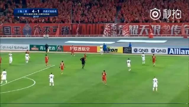 上海上港堪为中超皇马!