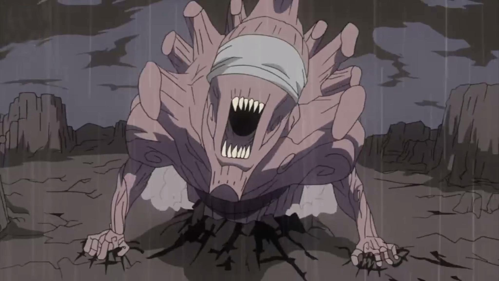 火影忍者:最难收服的5只通灵兽,两只会杀主人,一只无法召唤!