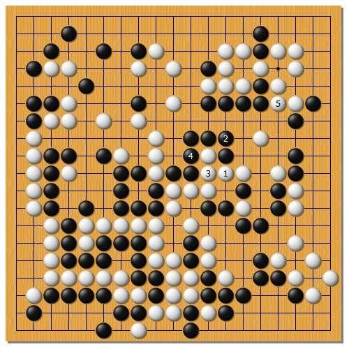 黄龙士第7局胜负处解析,李赫vs吴侑珍,精彩的屠龙攻防