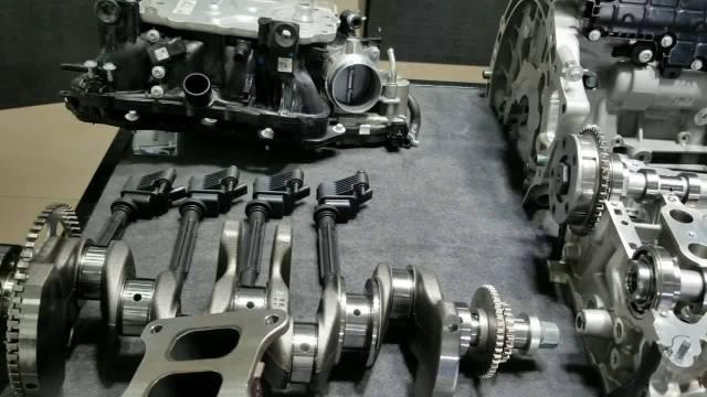 40万Jeep国产车主背后的黑科技 Jeep大指挥官2.0T发动机拆解...