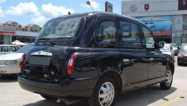 吉利最奇葩的车型, 没有副驾驶座椅, 售价20多万