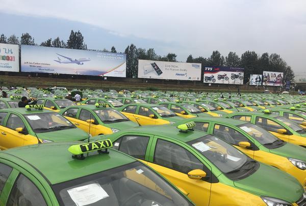 """远征埃塞——821台力帆530成为亚迪斯贝巴城市""""流动名片"""""""