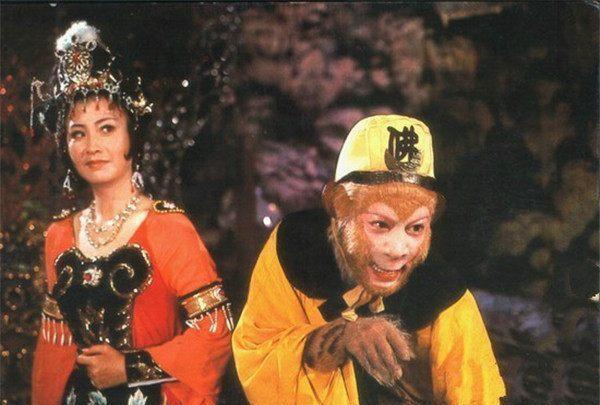 7版铁扇公主,蔡少芬最搞笑韩雪最美第一版最经典