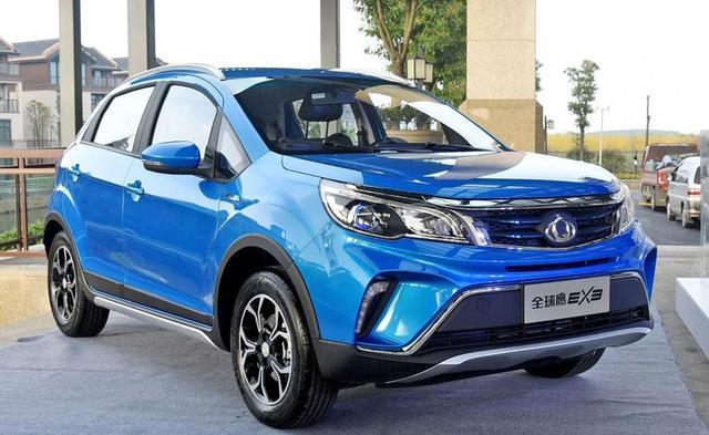 吉利新款新能源车型上市,基于X3,最大续航380,充电口很喜感