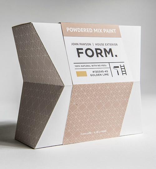 一组现代创意包装设计欣赏