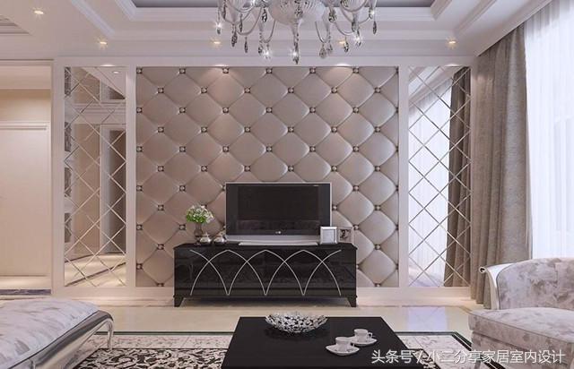 2018年流行的十款客厅电视背景墙,快来看看你家电视墙