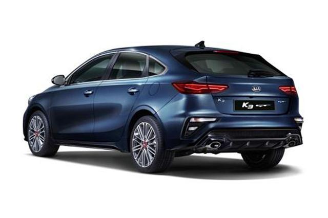 2019 起亚 K3 GT 正式发表,大马力204 ps!