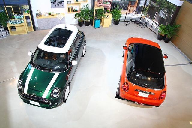 敞篷、性能、节能一次到位!小改款Mini Hatch正式售价再微调