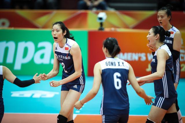 女排世锦赛8队出局,第一支6强球队诞生!中国4进3生死战提前来临