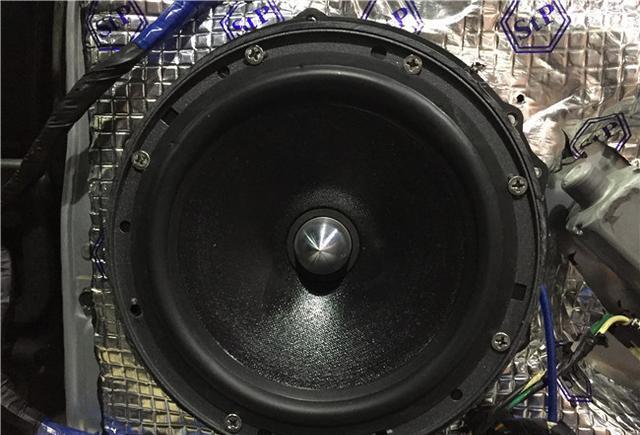 值得点赞的好声音 现代进口维拉克斯音响改装升级德国佛伦诗