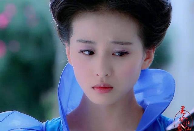 《仙剑奇侠传3》里的龙葵,让人怜惜的小眼神,真是心疼!