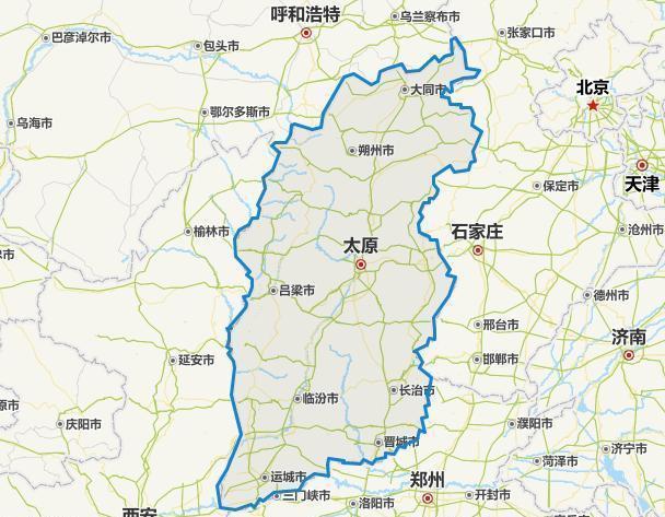 吕梁各县gdp_吕梁各县地图