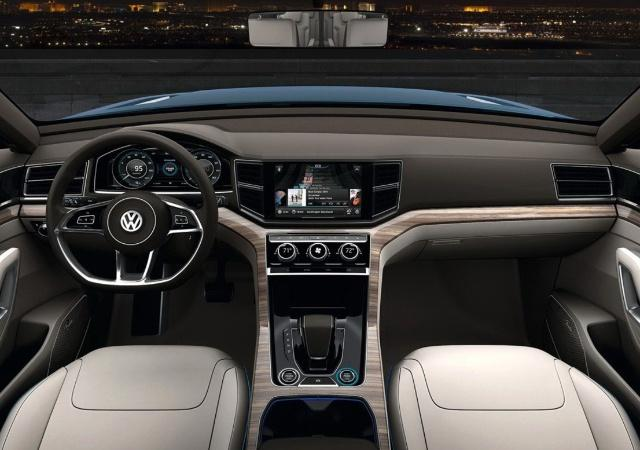 大众发飙了!新SUV比宝马X6还帅,不到30万比奔驰厚道多了