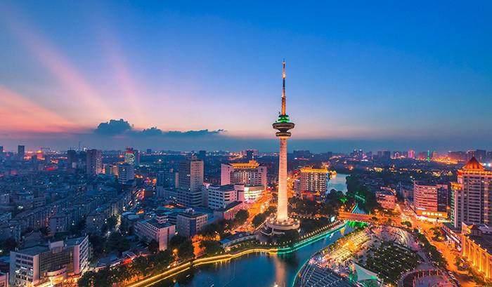 江苏省攻略经济前五强最新排名,无锡第二,南京第三,西安第五常州穷游实力2018图片