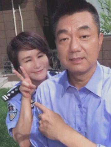 《重案六组》警花王茜,老公68岁突然去世