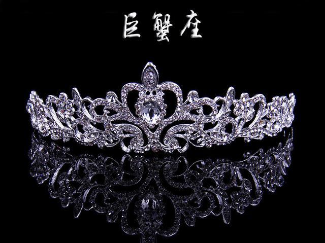 十二星座的专属皇冠,为你的本命水瓶戴上男生吧!桂冠座星座对另一半小气吗图片