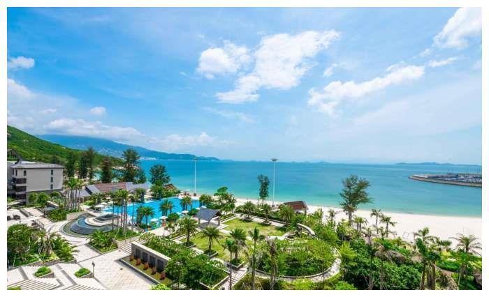 深圳最美海滩之一,风景堪比巴厘岛,这里才是珠三角的度假天堂!