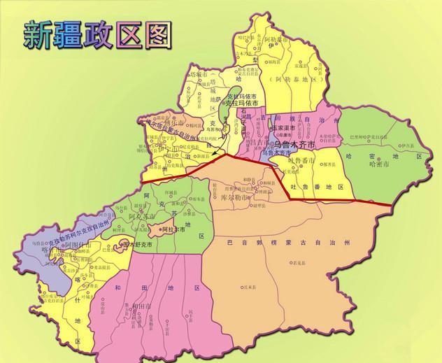 南疆北疆哪边更好玩一些?各有什么特色?图片