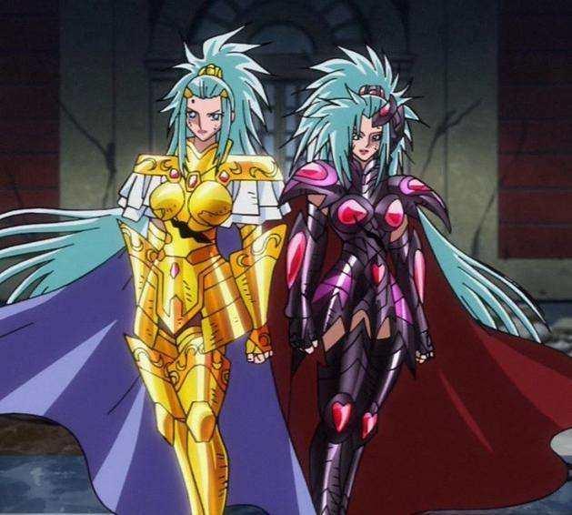 圣斗士:希腊神话中,双子座的弟弟才是真正的半神!