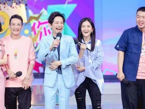 何炅老婆王�y�:-xZ~x�_《快本》谁最能赚钱,不是何炅和谢娜,他妻子是上市公司总裁!