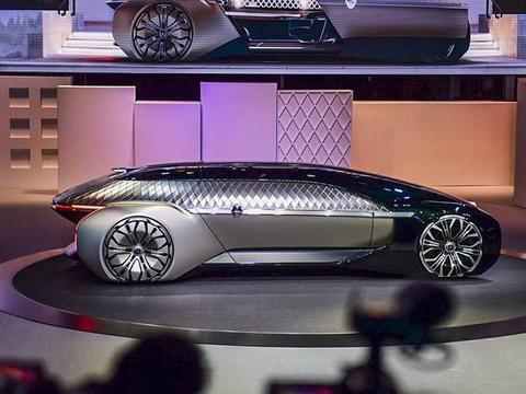 巴黎车展上,这3款车最有科技感,第3款因长得萌获最佳设计奖