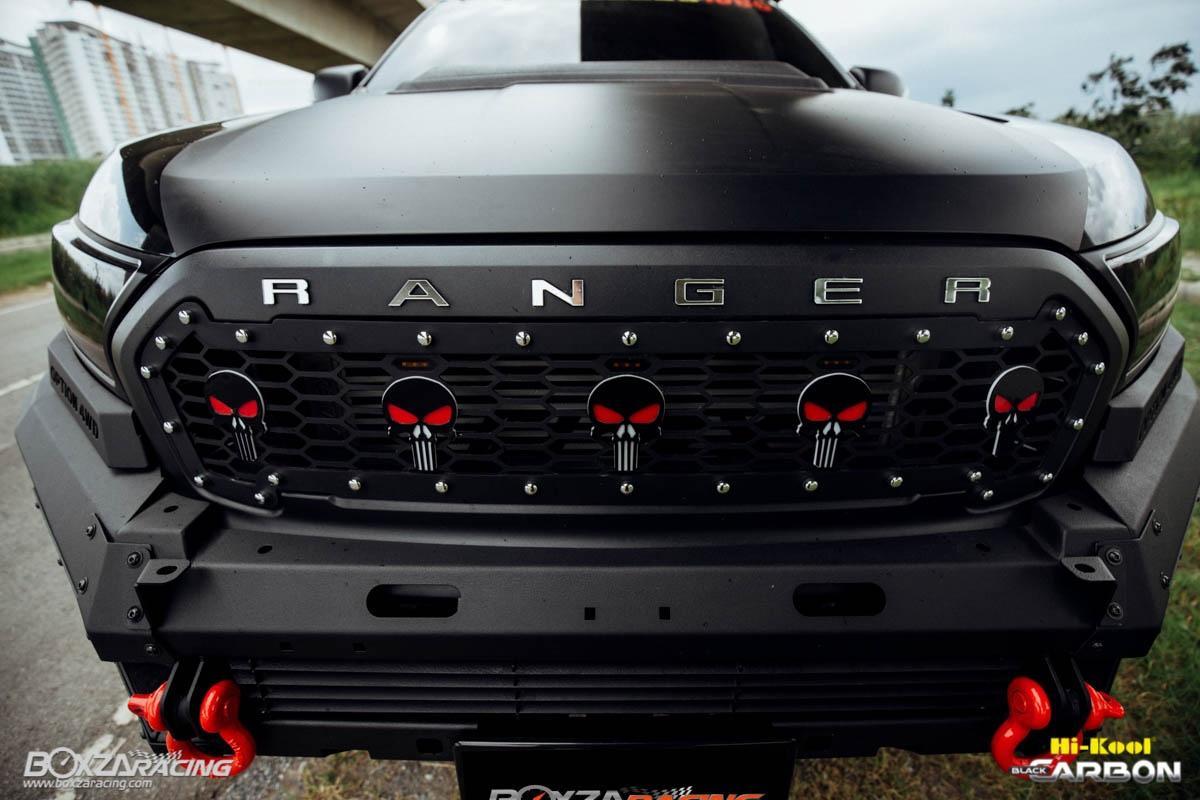 比F-150还要霸气,家里没矿也能拥有的福特Ranger改装案例!
