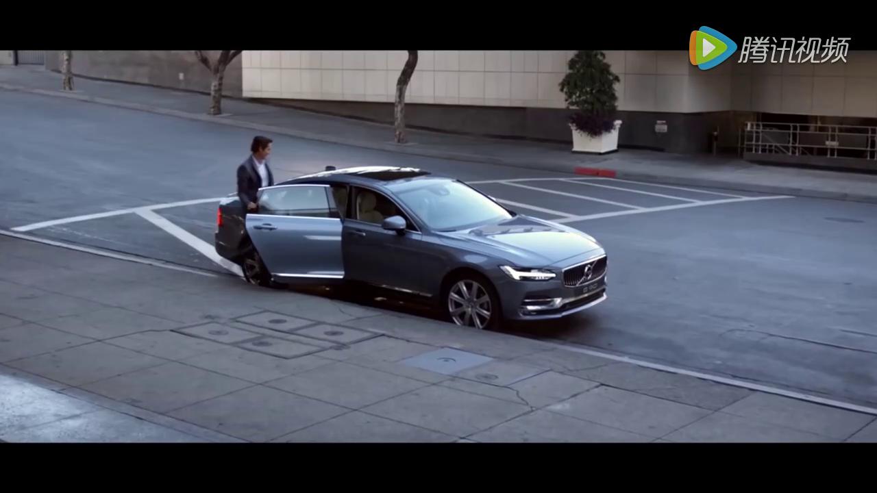沃尔沃全新S90长轴距亮相广州车展,一款惊艳四座的三座车