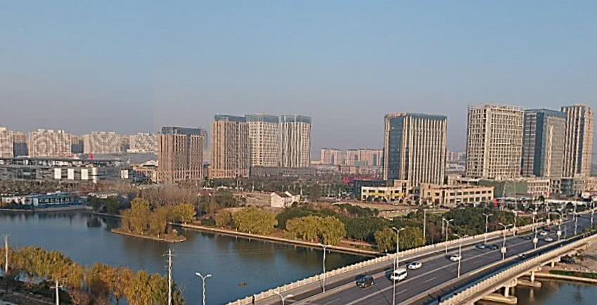 松江区在上海常住人口第四、外来常住人口第三