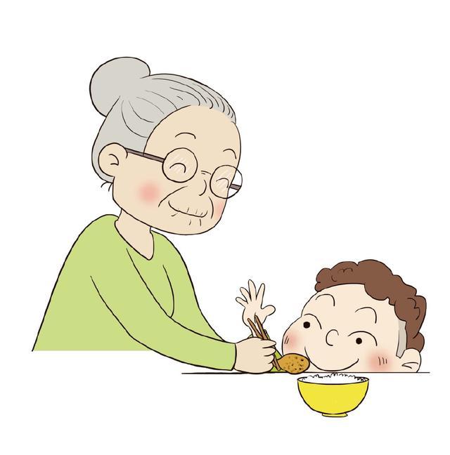 家里老人带孩子,一定要告诉他们,别对孩子说这些话图片