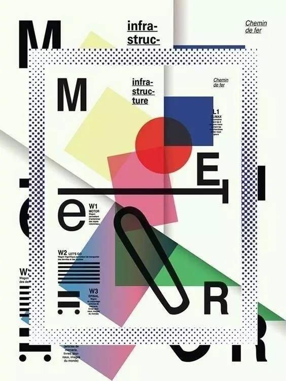 一组优秀海报版式设计_新浪看点图片