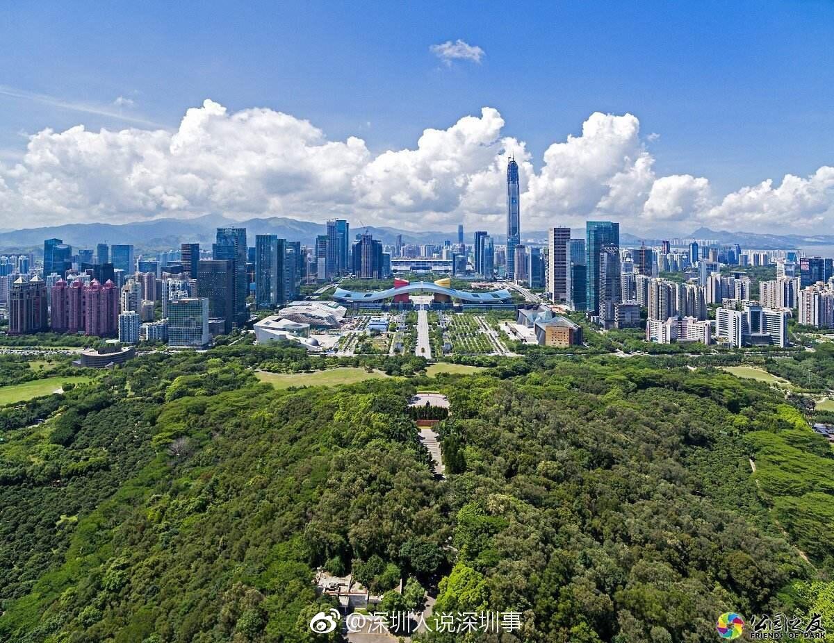 深圳有望在10月份跻身