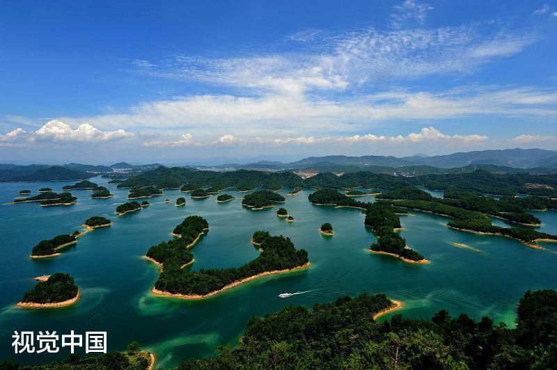 赣北有一片海与千岛湖齐名 虽叫庐山西海却和庐山没有