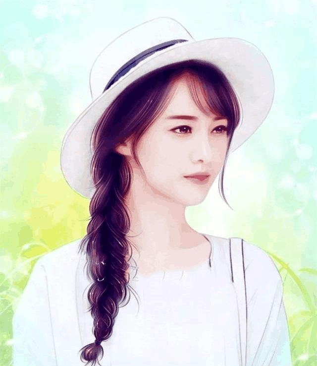 女星最好看的手绘图, 杨幂 赵丽颖 胖迪 郑爽谁最美?
